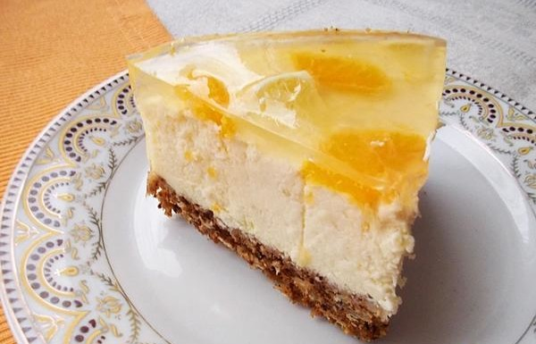 cheesecake готов
